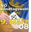 NÖ Landtagswahl 2008