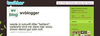 wvblogger on twitter
