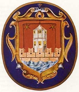 Wappen Marbach Donau