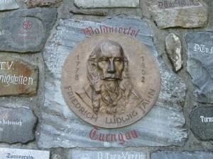 Gedenkstein Turnvater Jahn